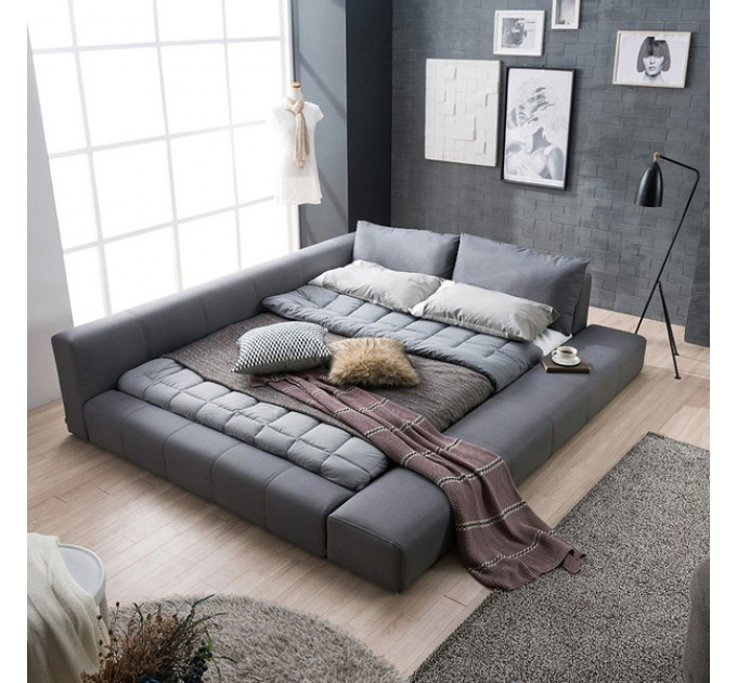 Кровать Светлана (DeniZ) 160*200