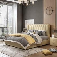 Кровать ЭКО Леонора (DeniZ) 160*200